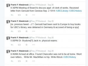 @Pres_FFWesbrook - Sept. 28 1914/2014