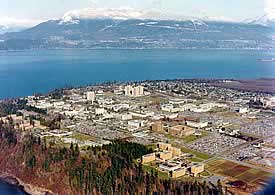 UBC Point Grey campus - 1973