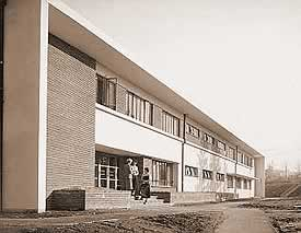 Mary Bollert Hall women's residence - 1951