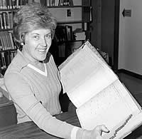 Laurenda Daniells, University Archivist Emerita (1923-2017)