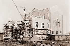 Library construction - 1924