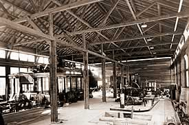 Mechanical Engineering shops - 1920s